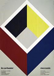Hablützel Alfred - Le Corbusier / Mezzanin