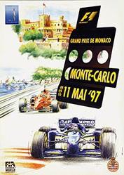 Anonym - Grand Prix de Monaco