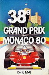 Grognet J. - 38e Grand Prix de Monaco
