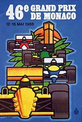 Grognet J. - 46e Grand Prix de Monaco