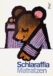 Piatti Celestino - Schlaraffia Matratzen