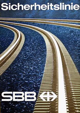 Giegel Philipp (Photo) - SBB - Sicherheitslinie