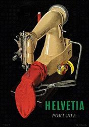 Birkhäuser Peter - Helvetia portable