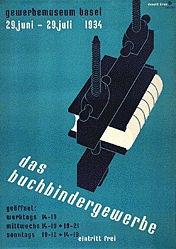 Brun Donald - Das Buchbindergewerbe