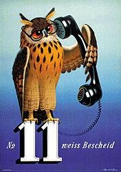 Brun Donald - Tel. No. 11