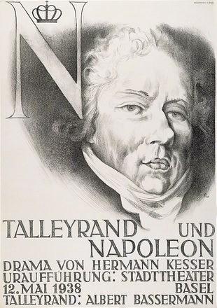 Baumberger Otto - Talleyrand und Napoleon