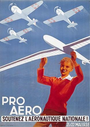 Baumberger Otto - Pro Aero