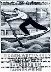 Plattner Otto - Eidg. Wettfahren Basel
