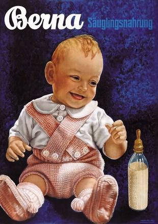 Rutz Viktor - Berna Säuglingsnahrung