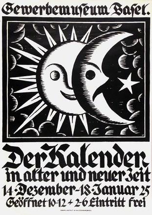 Stoecklin Niklaus - Der Kalender