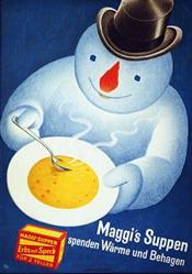 Tomamichel Hans - Maggi's Suppen