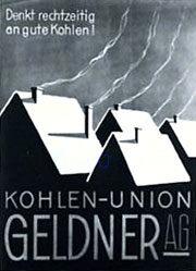 Saget Hubert - Kohlen-Union Geldner AG