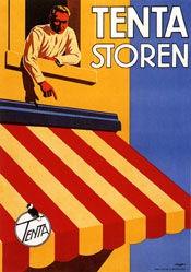 Saget Hubert - Tenta Storen