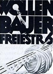 Stöcklin Robert - Wollen Bauer