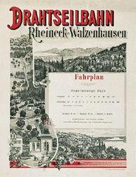 Anonym - Drahtseilbahn Rheineck-Walzenhausen