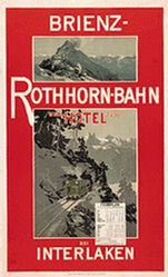 Anonym - Rothorn-Bahn