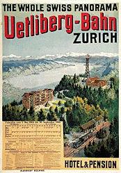Anonym - Uetliberg-Bahn Zürich