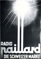 Anonym - Radio Paillard