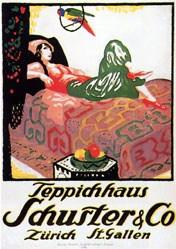 Cardinaux Emil - Teppichhaus