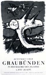 Carigiet Alois - Graubünden in der Malerei