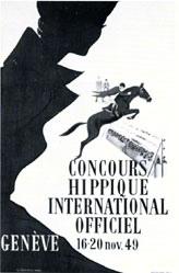 Junod Sam - Concours Hippique Genève