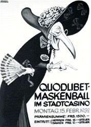 Plattner Otto - Quodlibet-Maskenball