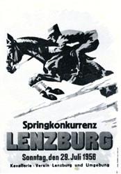 Hunziker Gerold - Springkonkurrenz