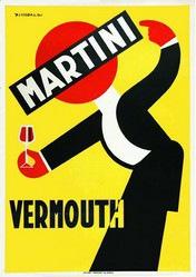 Riccobaldi Giuseppe - Martini Vermouth