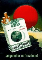 Anonym - North Pole Cigaretten
