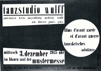 Bill Max - Tanzstudio Wulff