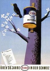Brun Donald - Esso Motor Oil
