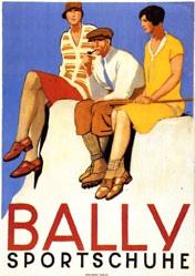 Cardinaux Emil - Bally Sportschuhe