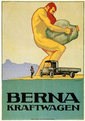 Cardinaux Emil - Berna Kraftwagen