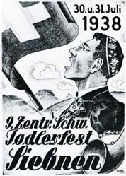 Gentsch - Jodlerfest Siebnen