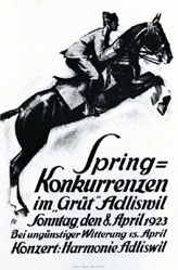 Hugentobler Iwan Edwin - Spring-Konkurrenzen