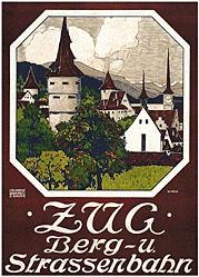 Koch Walther - Zug Berg- und Strassenbahn