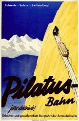 Läubli Walter - Pilatus Bahn