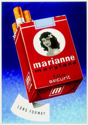 Andruet Françis - Marianne Cigaretten