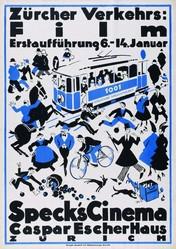 Baumberger Otto - Specks Cinema
