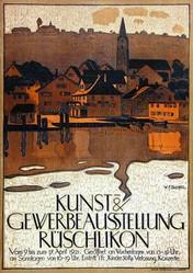Burger Wilhelm Friedrich - Kunst- und Gewerbeausstellung