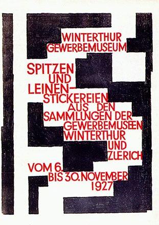 Keller Ernst - Spitzen- und Leinenstickereien