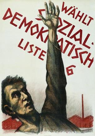 Marxer Alfred - Sozialdemokraten