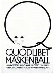 Stöcklin Robert - Quodlibet Maskenball