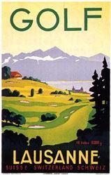 Bovard Fortuné - Golf Lausanne