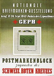 Anonym - Postmarkenblock