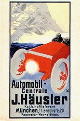 Monogramm W. - J. Häusler