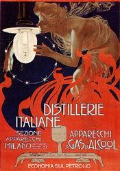 Monogramm A.Z. - Distillerie Italiane