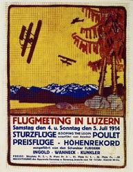 Anonym - Flugmeeting in Luzern