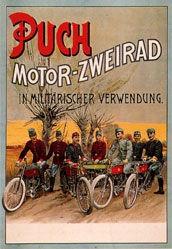 Anonym - Puch Motor-Zweirad