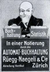 Monogramm H.B. - Automat-Buchhaltung